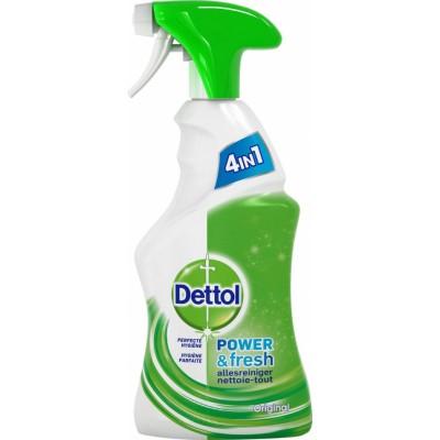 Dettol Multi-Purpose Power & Fresh Cleaner Spray Original 500 ml
