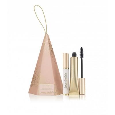 Jane Iredale Starry Eyes Lash Conditioner & Mascara Gift Set 9 g + 12 g