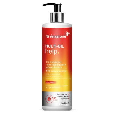 Nivelazione Multi-Oil Help Intensively Regenerating Body Balm 400 ml