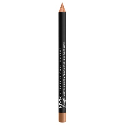 NYX Suede Matte Lip Liner London 1 st