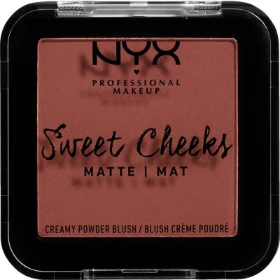 NYX Sweet Cheeks Matte Blush Totally Chill 5 g