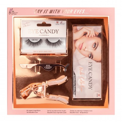 Eye Candy Say It With Your Eyes Set 4 kpl
