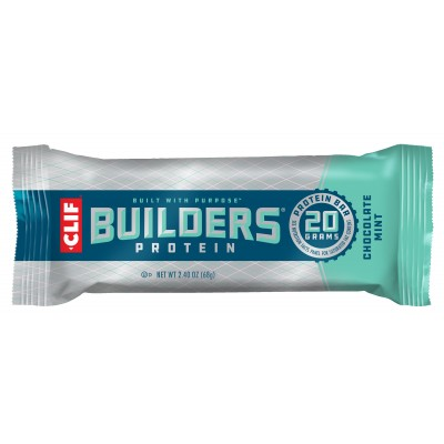 Clif Bar Builders Bar Chocolate Mint 68 g
