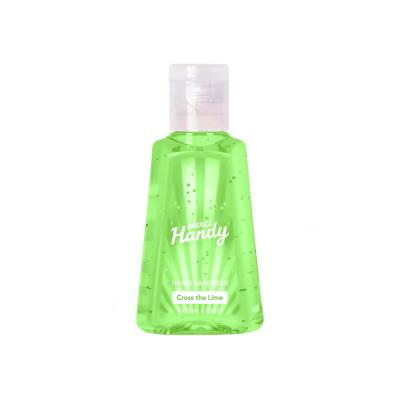 Merci Handy käsien puhdistusgeeli Cross The Lime 30 ml