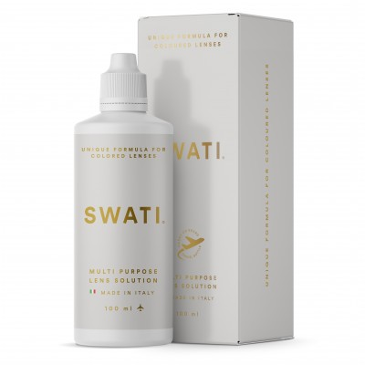 Swati Multi Purpose Lens Solution 100 ml