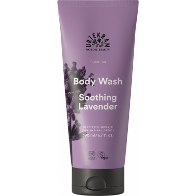 Urtekram Soothing Lavender Body Wash 200 ml