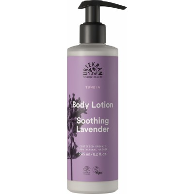 Urtekram Soothing Lavender Body Lotion 245 ml