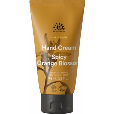 Urtekram Spicy Orange Blossom Hand Cream 75 ml