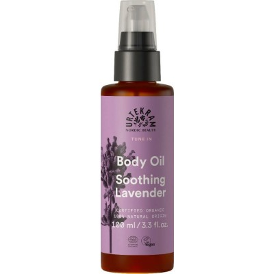Urtekram Soothing Lavender Body Oil 100 ml