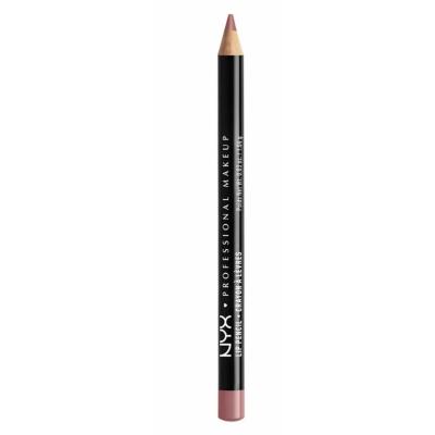 NYX Slim Lip Pencil Burgundy 1 pcs