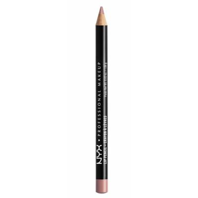 NYX Slim Lip Pencil Pale Pink 1 kpl