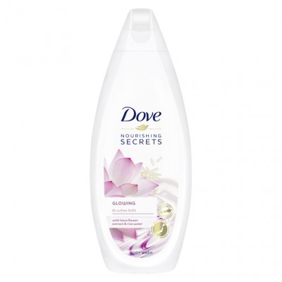 Dove Glowing Body Wash With Lotus Flower Extract & Rice Water 225 ml