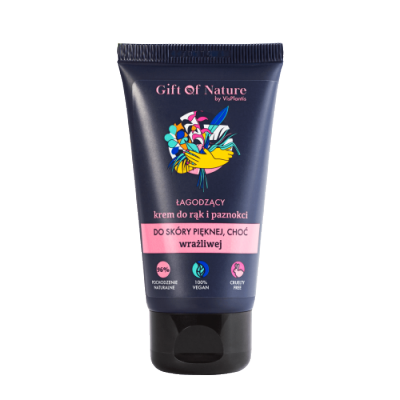 Gift Of Nature Hand Cream For Sensitive Skin 50 ml