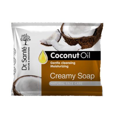 Dr. Santé Creamy Soap Coconut Oil 100 g