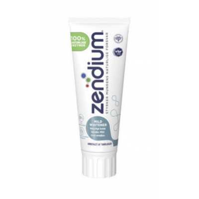 Zendium Mild Whitener Tannkrem 75 ml