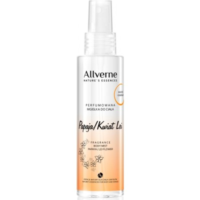 Allvernum Fragrance Body Mist Papaya & Lei Flower 125 ml