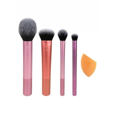 Real Techniques Everyday Essentials Brush Set 5 kpl