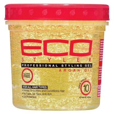 Ecostyler Styling Gel With Argan Oil 473 ml