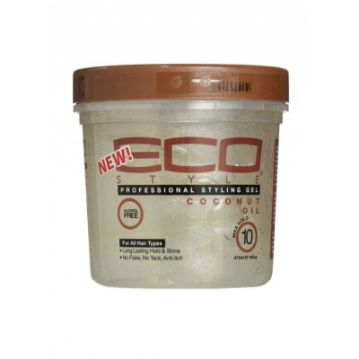 Ecostyler Styling Gel With Coconut Oil 473 ml
