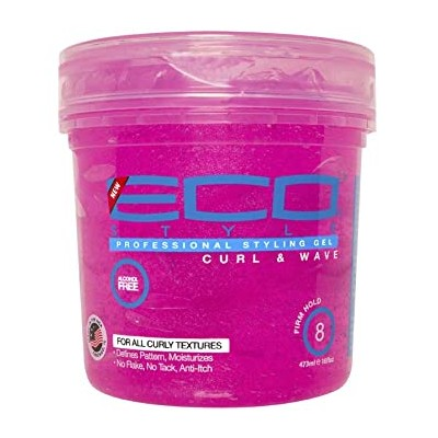Ecostyler Curl & Wave Styling Gel 473 ml