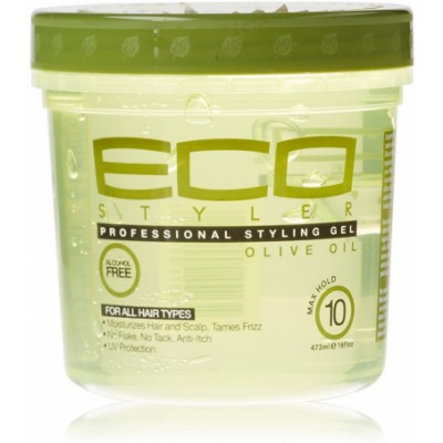 Ecostyler Styling Gel With Olive Oil 473 ml