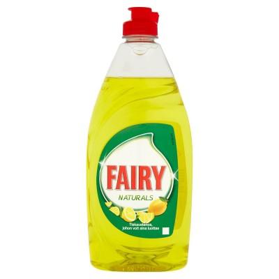 Fairy Lemon Dishwashing Liquid 500 ml