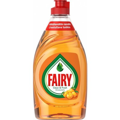 Fairy Citrus Dishwashing Liquid 450 ml