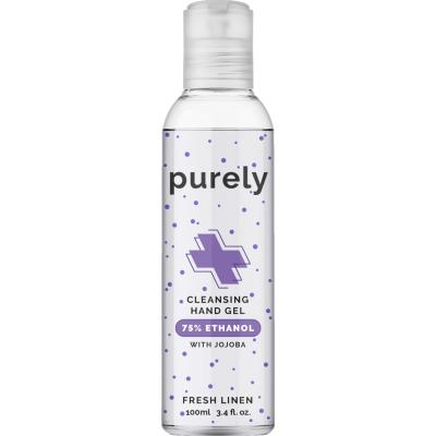 So...? Purely Cleansing Fresh Linen Hand Gel 100 ml