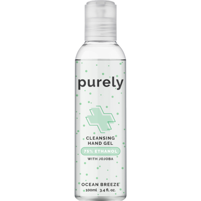 So...? Purely Cleansing Ocean Breeze Hand Gel 100 ml