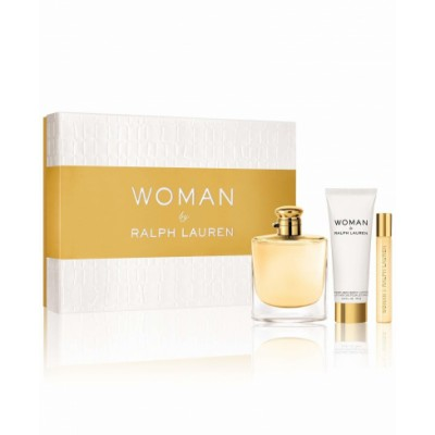 Ralph Lauren Woman EDP & Mini EDP & Bodylotion 2 x 50 ml + 10 ml