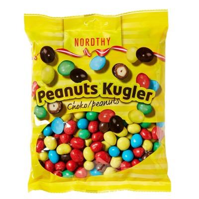 Nordthy Peanuts Kugler 650 g