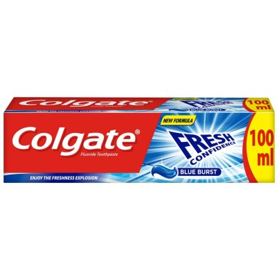 Colgate Fresh Confidence Blue Burst 100 ml