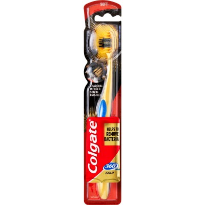 Colgate 360 Gold Soft 1 stk