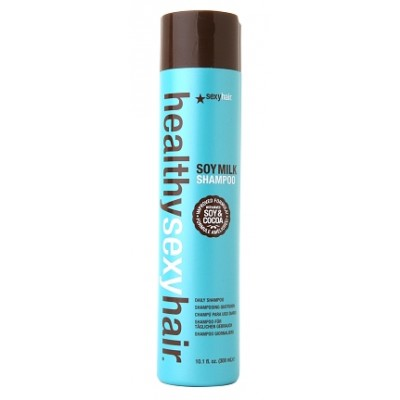 Image of   Sexy Hair Healthy Soy Milk Color Safe Shampoo 300 ml