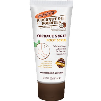 Palmer's Coconut Sugar Foot Scrub 60 g