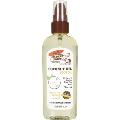 Palmer's Coconut Oil Foot Oil 100 ml