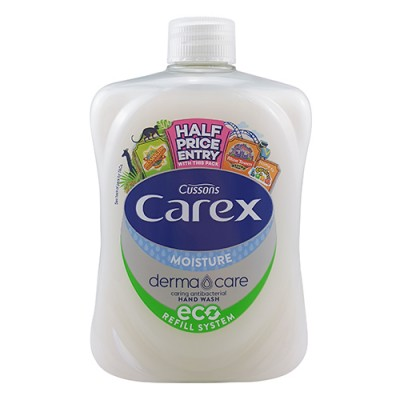 Carex Antibacterial Hand Wash Moisture Refill 250 ml