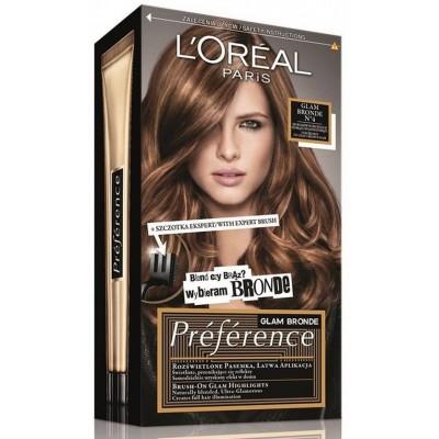 L'Oreal Preference 4 Glam Blonde 1 pcs