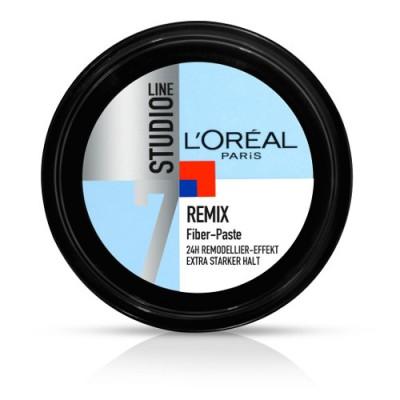 L'Oreal Studio Line 7 Remix Fiber Paste 150 ml