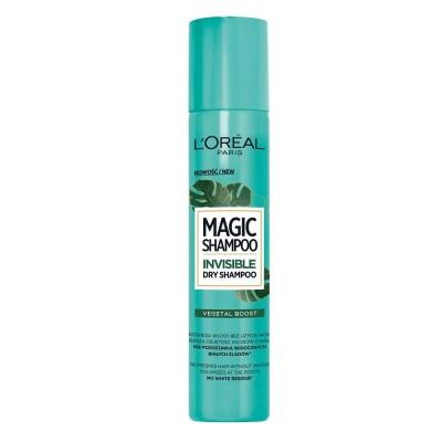 L'Oreal Magic Shampoo Invisible Dry Shampoo Vegetal Boost 200 ml