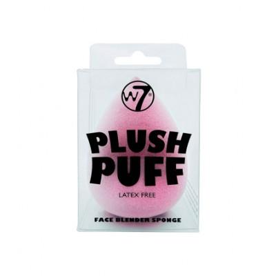 W7 Plush Puff Face Blending Sponge 1 st