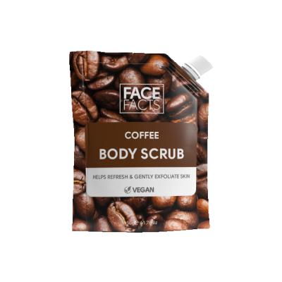 Face Facts Coffee Body Scrub 50 g