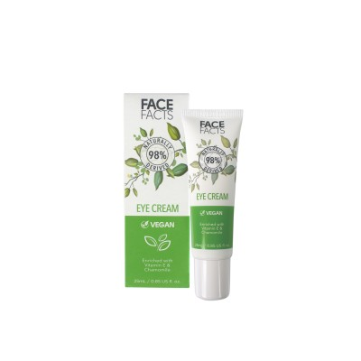 Face Facts 98% Natural Eye Cream 25 ml
