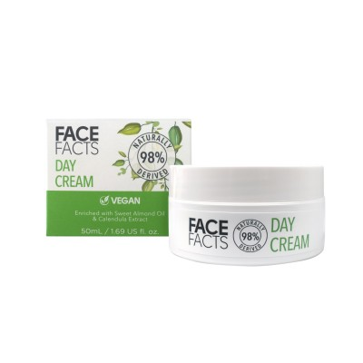 Face Facts 98% Natural Day Cream 50 ml