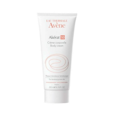 Avéne Thermale Akerat 10 Body Cream 200 ml