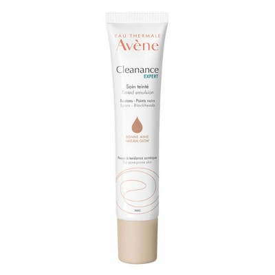Avène Thermale Cleanance Expert Tinted Emulsion Natural Glow 40 ml