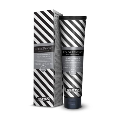 Osmo Color Psycho Semi-Permanent Hair Color Cream Wild Silver 150 ml