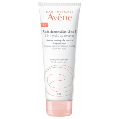 Avéne Thermale 3-in-1 Makeup Remover 200 ml