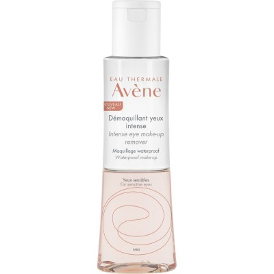 Avène Thermale Intense Waterproof Eye Make Up Remover 125 ml