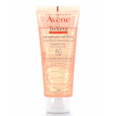 Avéne Thermale TriXéra Nutrition Nutri-Fluid Cleanser 100 ml